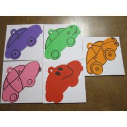 Lepenkové karty