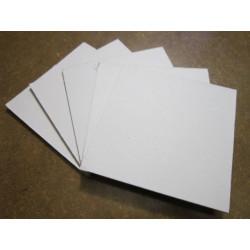 Lepenkové karty 5x5 cm x 1,5 mm