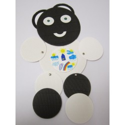 Sada na výrobu pandy