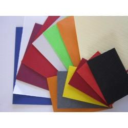 Silnější jednobarevný papír