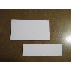Lepenkové karty na váhu