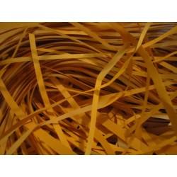 proužky papíru, oranžové, 600g