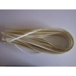 Proužky papíru Chamois, cena za 1 kg