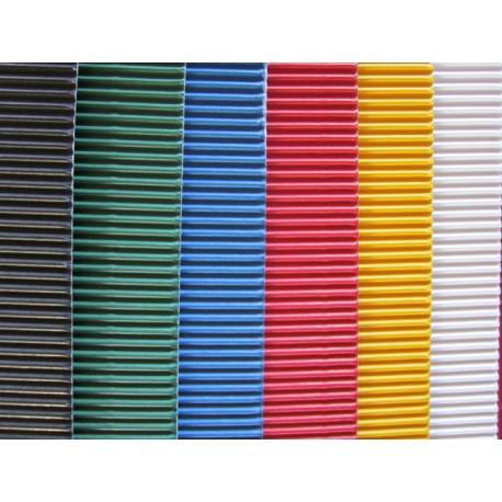Sada mikrovlna ,II JAKOST¨- odřezky velké, 6 barev,