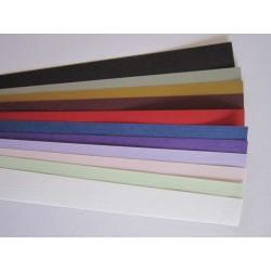 Proužky barevný papír