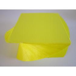 Bloček spirála žlutý